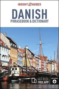 bokomslag Danish phrasebook - Insight guides