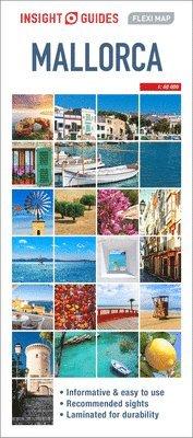 bokomslag Insight Guides Flexi Map Mallorca