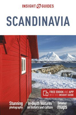 bokomslag Scandinavia Insight Guide