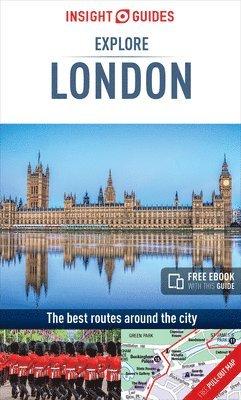 bokomslag Explore London