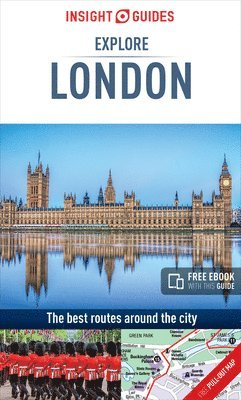 bokomslag Insight Guides Explore London (Travel Guide with Free eBook)