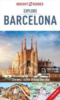 bokomslag Explore Barcelona