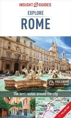 bokomslag Explore Rome