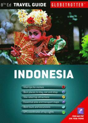 Globetrotter: Indonesia [With Travel Map]