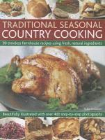 bokomslag Traditional Seasonal Country Cooking