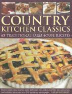 bokomslag Country Kitchen Classics