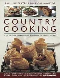 bokomslag Illustrated Practical Book of Country Cooking
