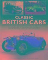 bokomslag Classic British Cars