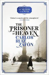 bokomslag The Prisoner of Heaven