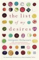 bokomslag The List of my Desires