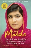 bokomslag I Am Malala: The Girl Who Stood Up for Education and was Shot by the Taliban