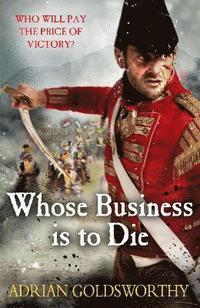 bokomslag Whose Business is to Die