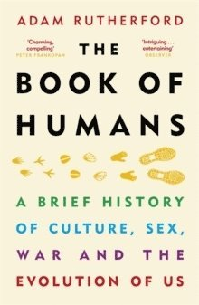 bokomslag The Book of Humans: The Story of How We Became Us