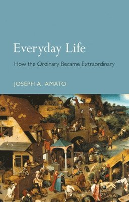 bokomslag Everyday life - how the ordinary became extraordinary
