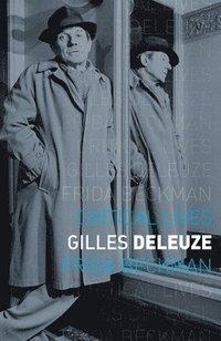 bokomslag Gilles deleuze