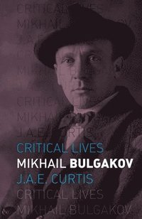 bokomslag Mikhail bulgakov