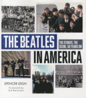 bokomslag Beatles in america