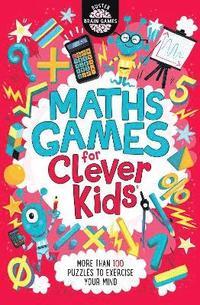 bokomslag Maths Games for Clever Kids