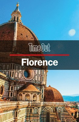 bokomslag Time out florence city guide - travel guide with pull-out map