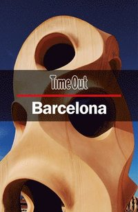 Time out barcelona city guide - travel guide with pull-out map