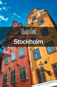bokomslag Time Out Stockholm City Guide: Travel Guide with Pull-out Map