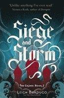 bokomslag Siege and Storm