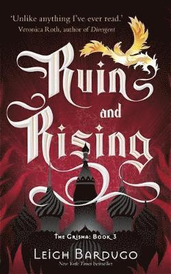 bokomslag Ruin and Rising: Book 3