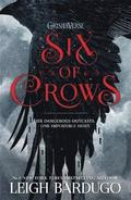 bokomslag Six of Crows