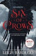 bokomslag Six of crows - book 1