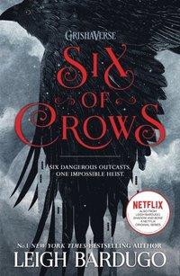 bokomslag Six of Crows