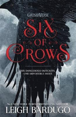 bokomslag Six of crows - book 1