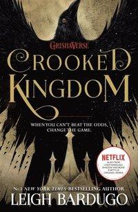 bokomslag Crooked Kingdom (Six of Crows Book 2)