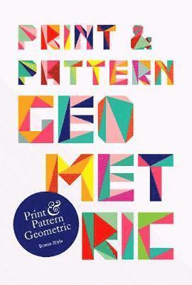 bokomslag Print & pattern - geometric