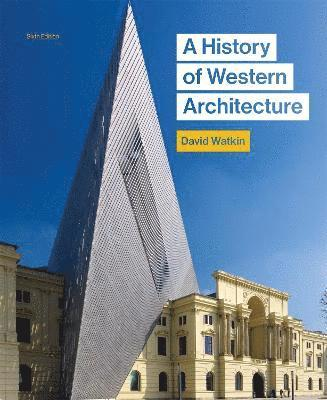 bokomslag History of Western Architecture - 6th edition