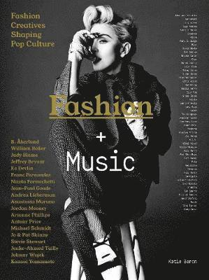 bokomslag Fashion + Music: Fashion Creatives Shaping Pop Culture