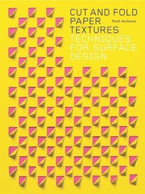 bokomslag Cut and Fold Paper Textures