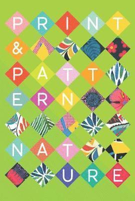 bokomslag Print & pattern: nature - nature