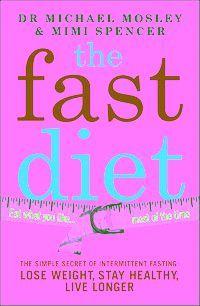 bokomslag The Fast Diet