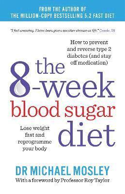 bokomslag The 8-Week Blood Sugar Diet