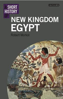bokomslag A Short History of New Kingdom Egypt