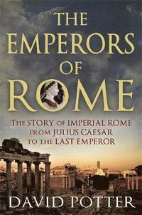 bokomslag Emperors of Rome
