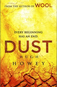 bokomslag Dust (Wool III) (TPB)