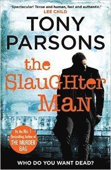 bokomslag The Slaughter Man