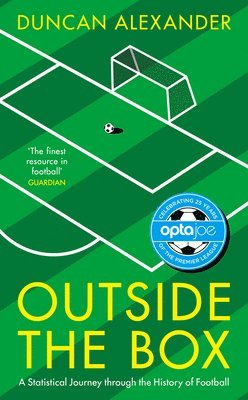bokomslag Outside the box - a statistical journey through the history of football