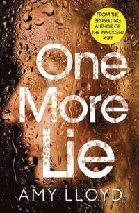 bokomslag One More Lie