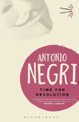 bokomslag Time for Revolution