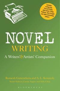bokomslag Novel writing - a writers and artists companion
