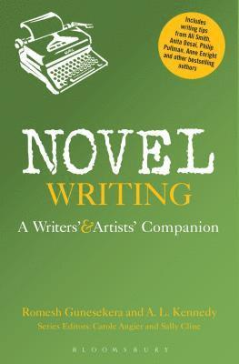 bokomslag Novel writing - a writers and artists companion