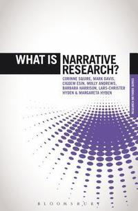 bokomslag What is Narrative Research?