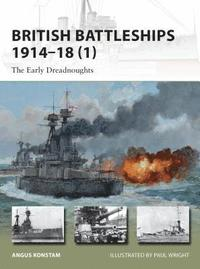 British battleships, 1914-18 - the early dreadnoughts